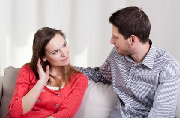 mujer no quiere nada serio con un hombre